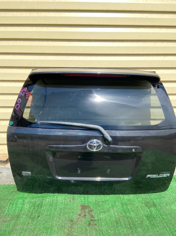 Дверь 5-я Toyota Corolla Fielder CE121 2002