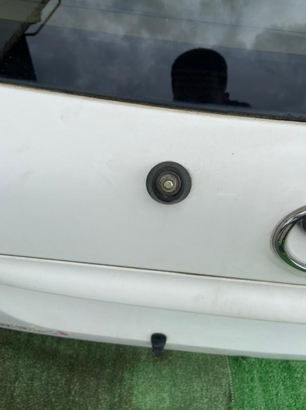 Моторчик заднего дворника Toyota Allex NZE121