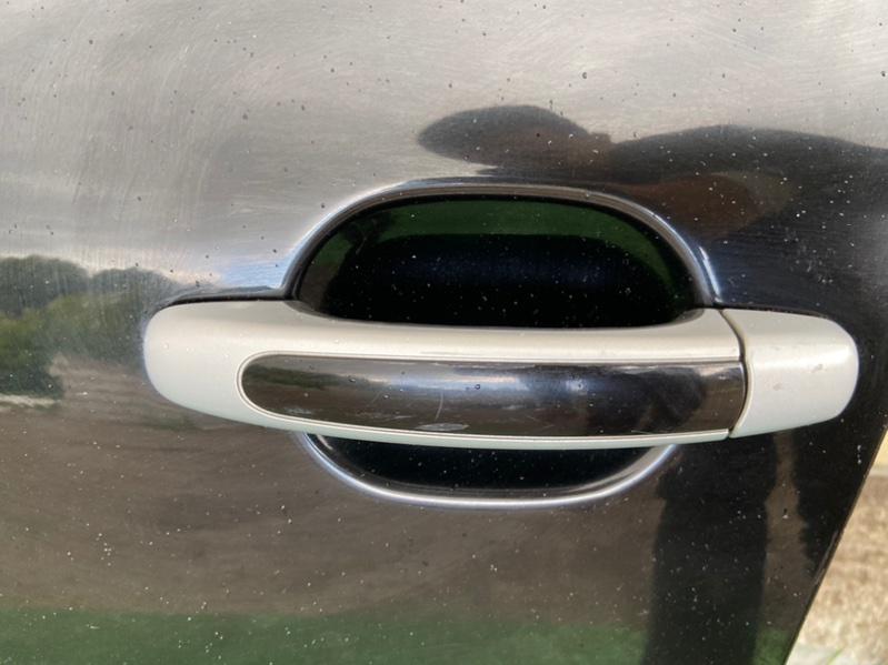 Ручка двери внешняя Porsche Cayenne передняя левая
