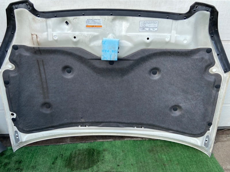Обшивка капота Honda Cr-V RD4