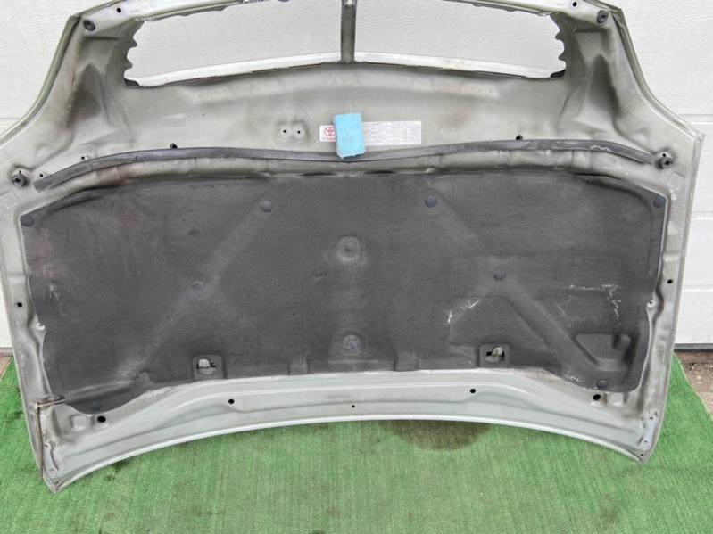 Обшивка капота Toyota Harrier ACU10W