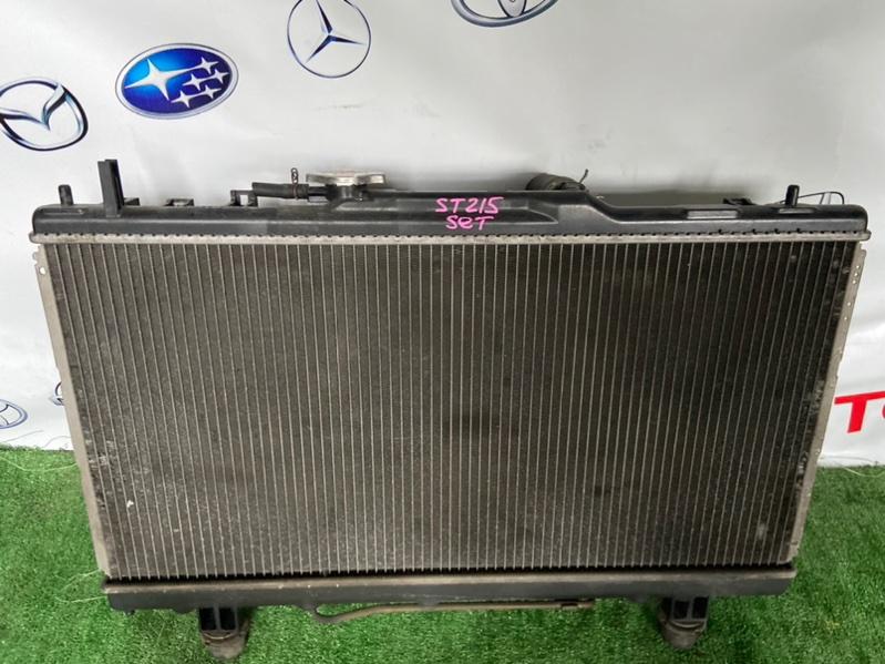 Радиатор основной Toyota Caldina ST215