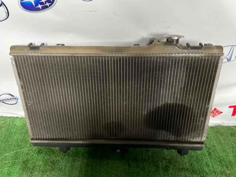 Радиатор основной Toyota Corolla Ii EL51 4EFE