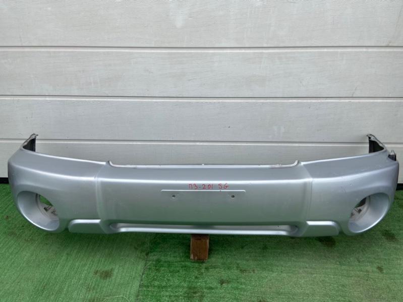 Бампер Subaru Forester SG5 передний