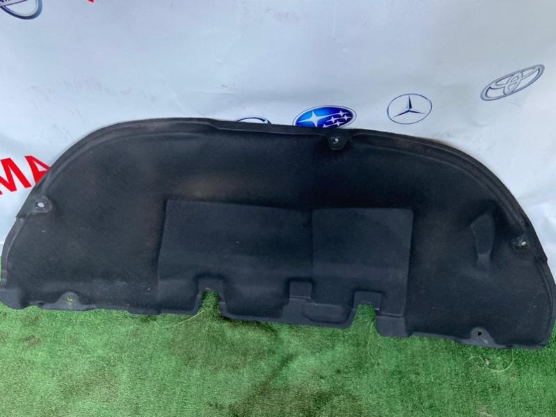 Обшивка капота Toyota Vitz SCP10