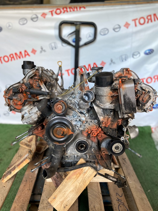 Двигатель Mercedes C-Class W203 M272.964