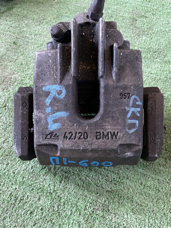 Суппорт Bmw 5-Series E60 N52B25A 05/2007 задний левый