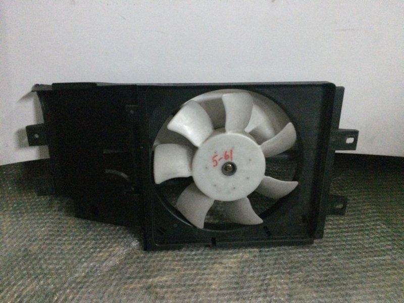Диффузор радиатора Nissan Cube AZ10 CGA3DE 2000