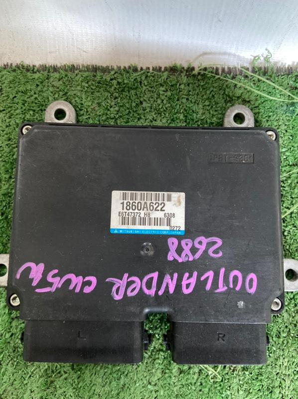 Блок управления efi Mitsubishi Outlander CW5W 4B12