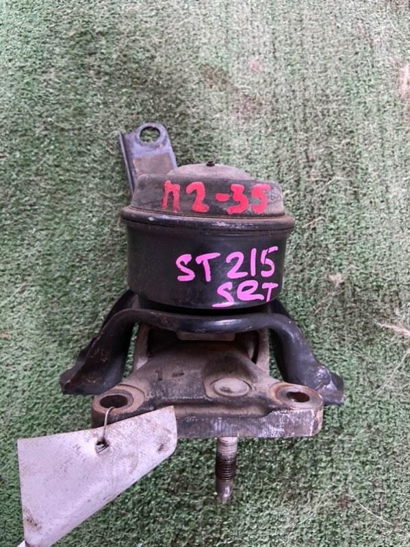Подушка двигателя Toyota Carina ST215 3S-FE правая