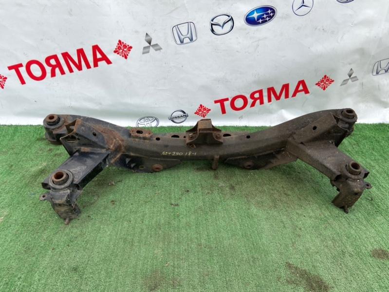 Балка Toyota Avensis AZT250 1AZ задняя