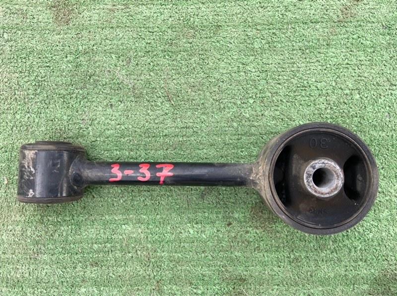 Подушка двигателя Toyota Passo QNC10 K3VE задняя