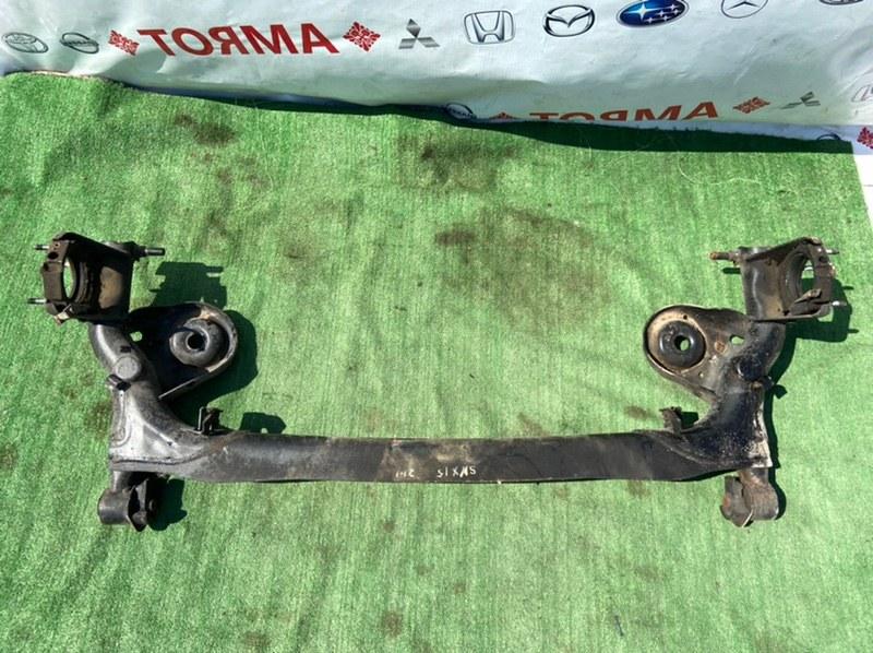 Балка Toyota Ipsum ACM15G 3S задняя