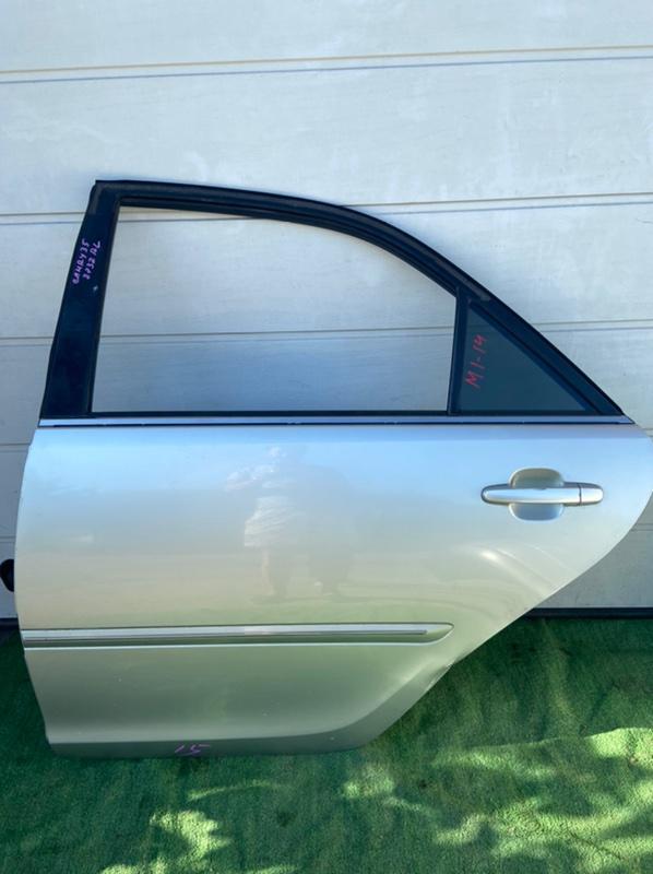 Дверь Toyota Camry ACV30 задняя левая