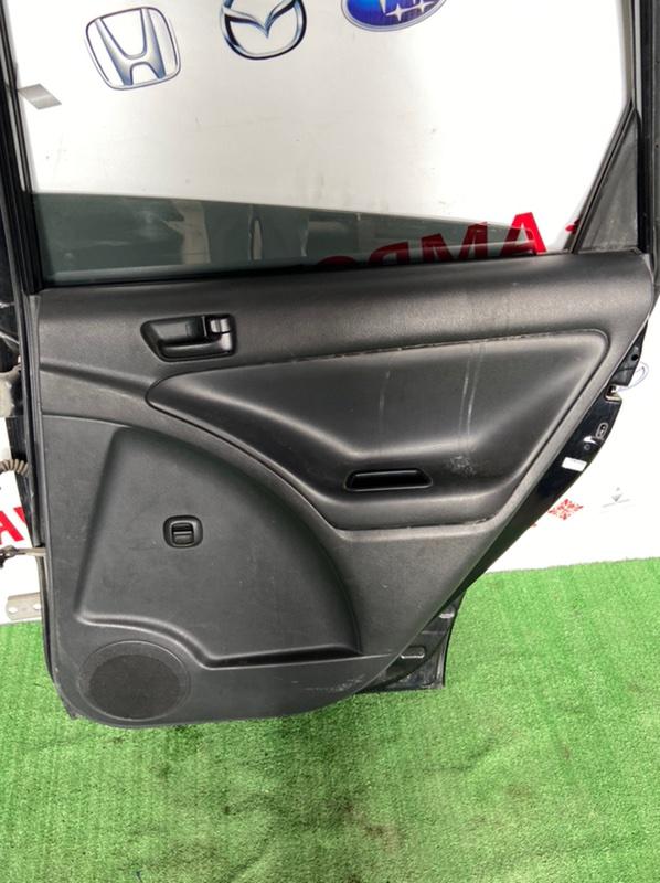 Обшивка дверей Toyota Voltz ZZE136 2ZZ 2002 задняя правая