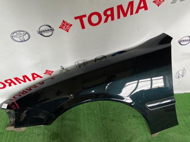 Крыло Toyota Chaser GX100 переднее левое