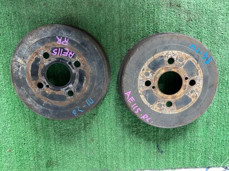 Барабан тормозной Toyota Sprinter AE114 1996 задний