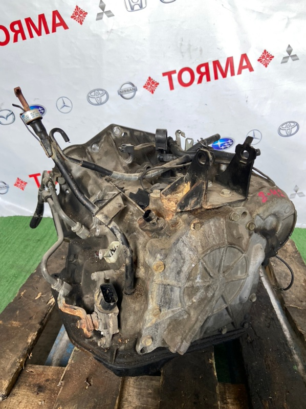 Акпп Toyota Voltz ZZE137 2ZZ 2002