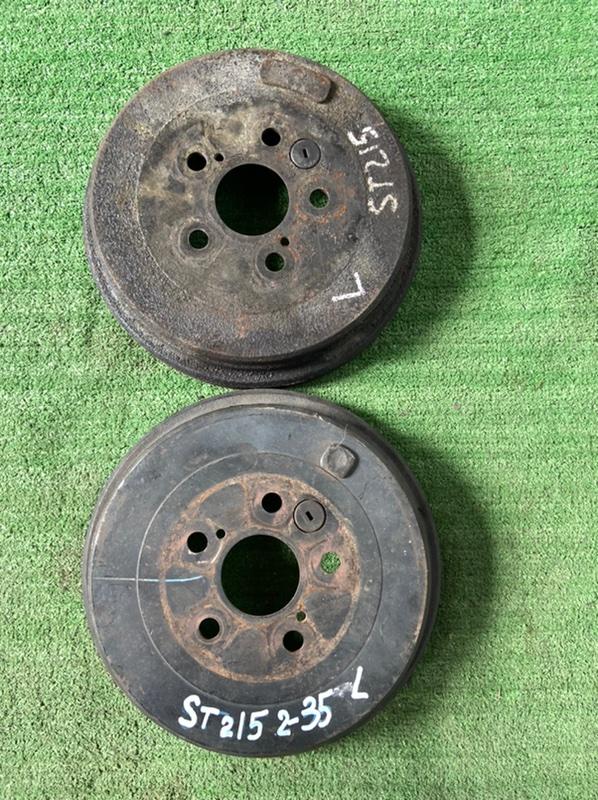 Тормозной барабан Toyota Caldina CT195 3S 1998 задний
