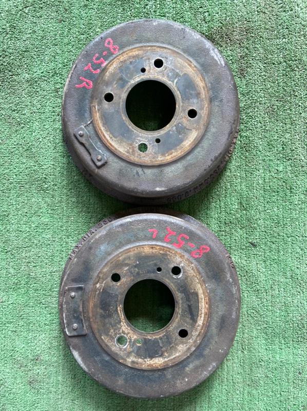 Тормозной барабан Nissan Sunny FNB15 QG18 2002 задний