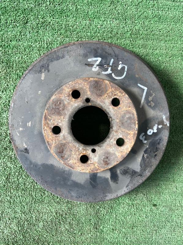 Тормозной барабан Subaru Forester GC1 EJ151 2000 задний
