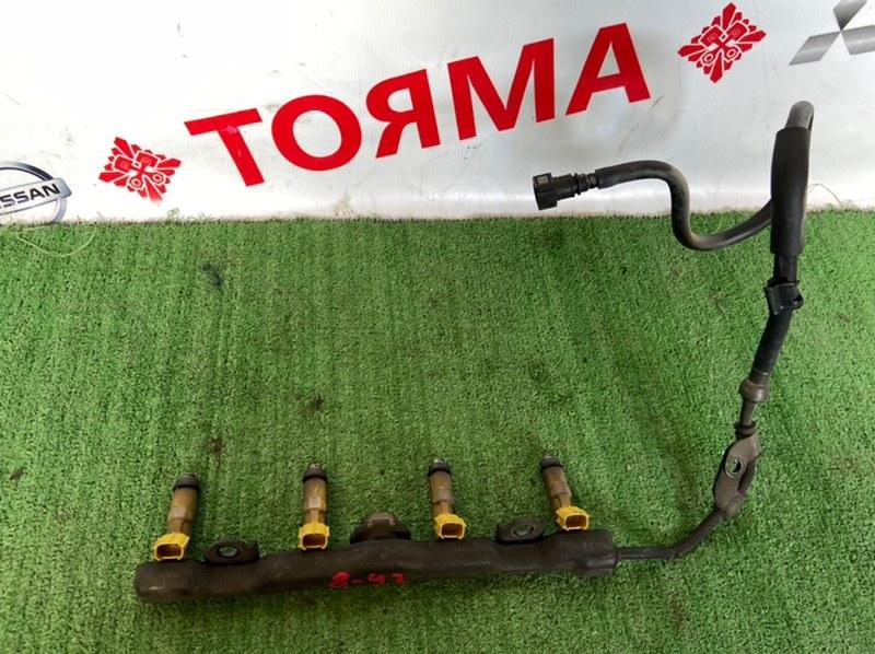 Топливная форсунка Toyota Voltz ZZE137 2ZZ 2002
