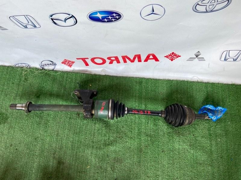 Привод Toyota Will Vs ZZE123 2ZZ-GE передний правый
