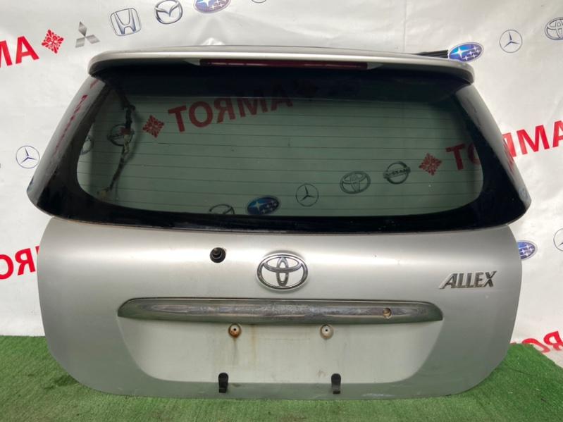 Дверь 5-я Toyota Allex NZE121