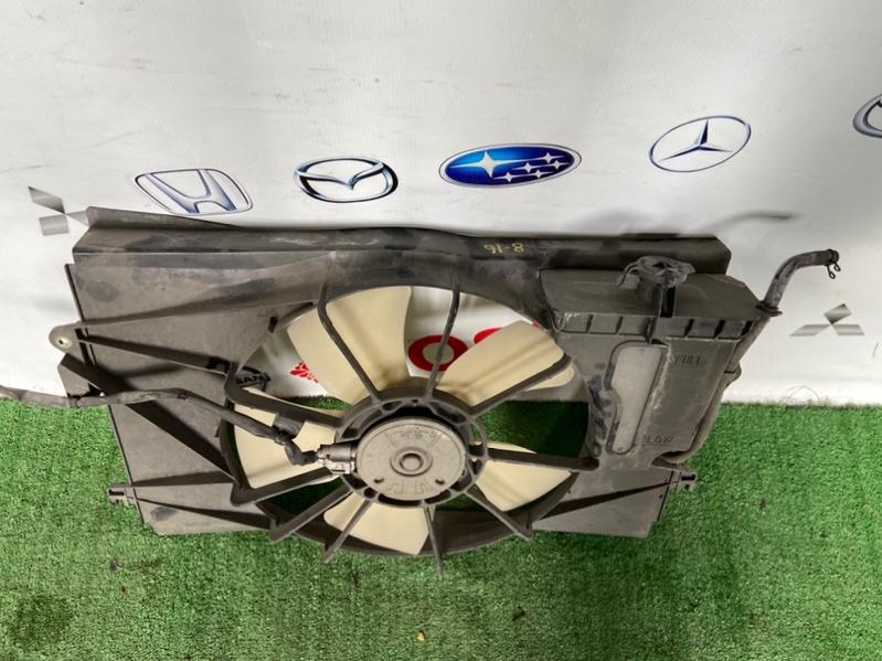 Диффузор радиатора Toyota Allex NZE120 1ZZ 2002