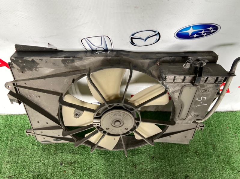 Диффузор радиатора Toyota Allex NZE120 1NZ