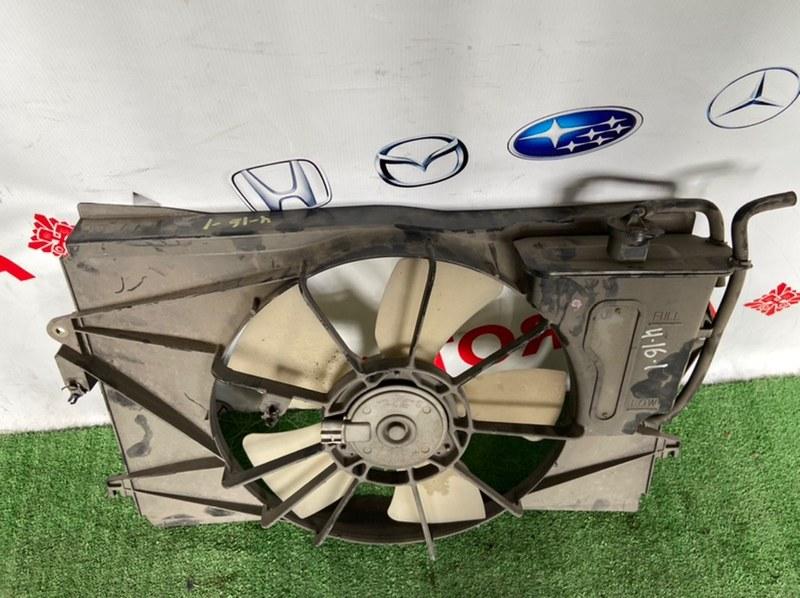 Диффузор радиатора Toyota Allex NZE120 1ZZ