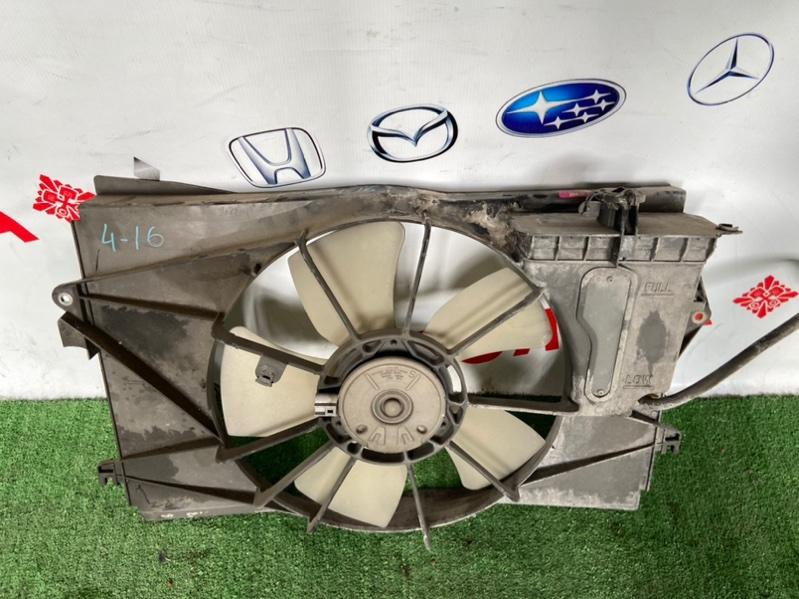 Диффузор радиатора Toyota Allex NZE120