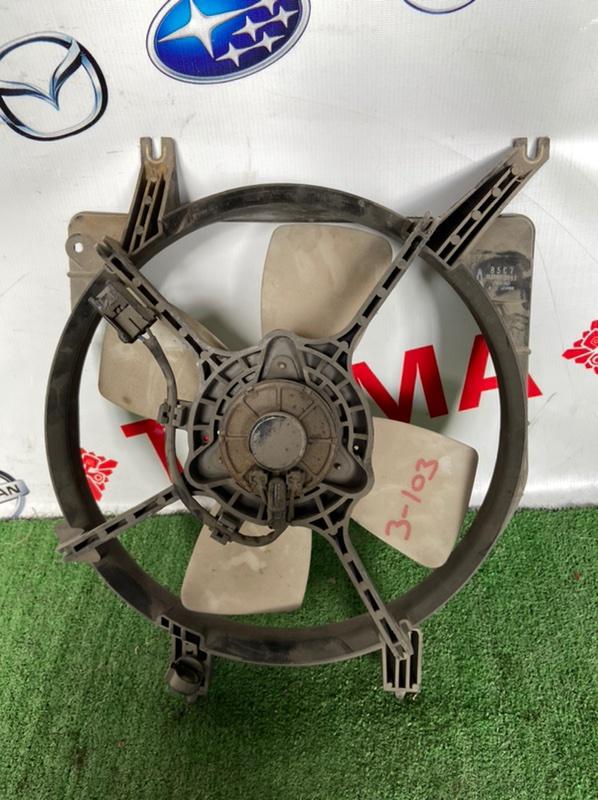Диффузор радиатора Mazda Demio DW3W B3