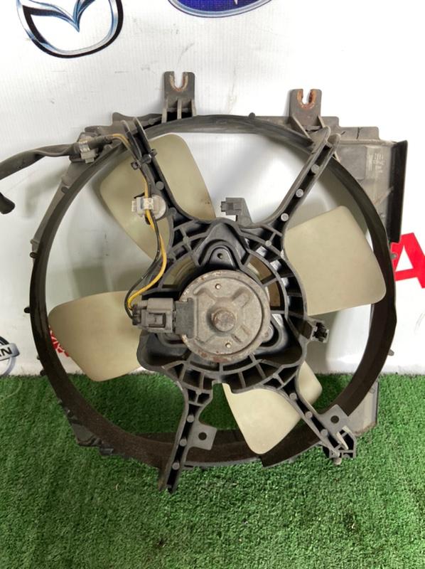 Диффузор радиатора Mazda Familia BJ ZL 2001