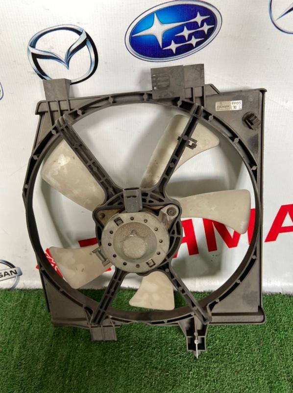 Диффузор радиатора Mazda Premacy CP FP