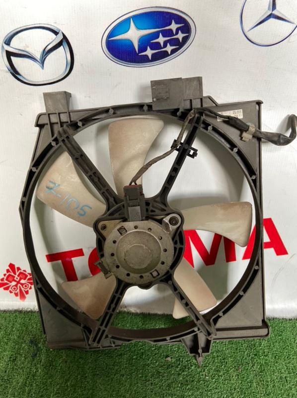 Диффузор радиатора Mazda Familia BJ ZL 2002