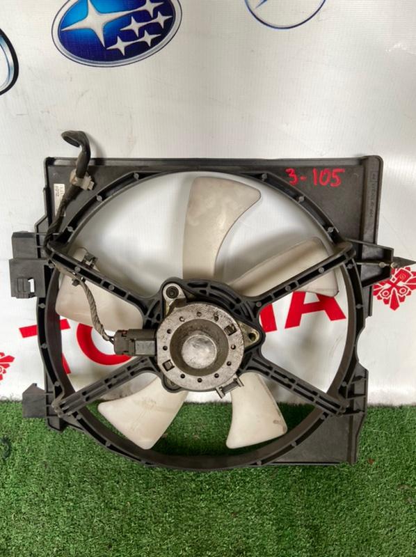Диффузор радиатора Mazda Familia BJ