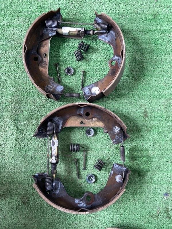 Механизм стояночного тормоза Nissan Bluebird Sylphy QNG10 QG18 2002