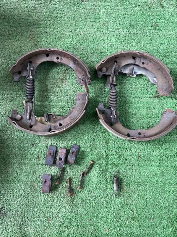 Механизм стояночного тормоза Toyota Tercel EL55