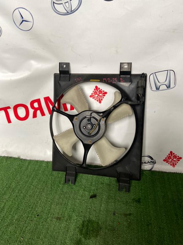 Диффузор радиатора Mitsubishi Diamante F31A