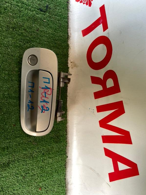 Ручка двери внешняя Toyota Camry SV40 3S передняя правая