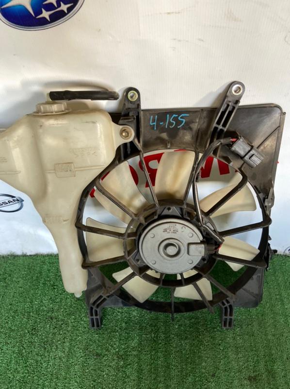 Диффузор радиатора Honda Accord CL9 K24 2002