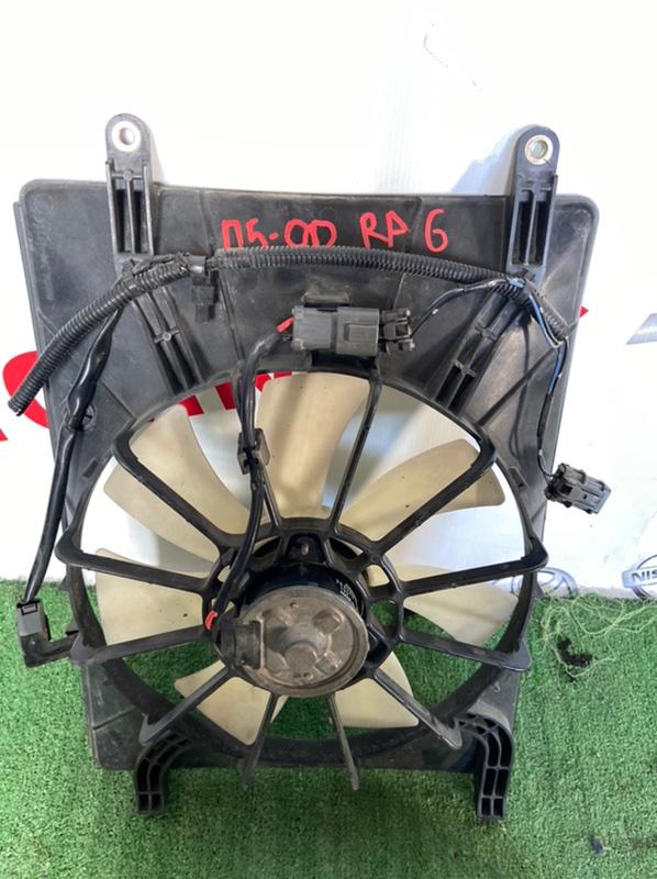 Диффузор радиатора Honda Odyssey RA6