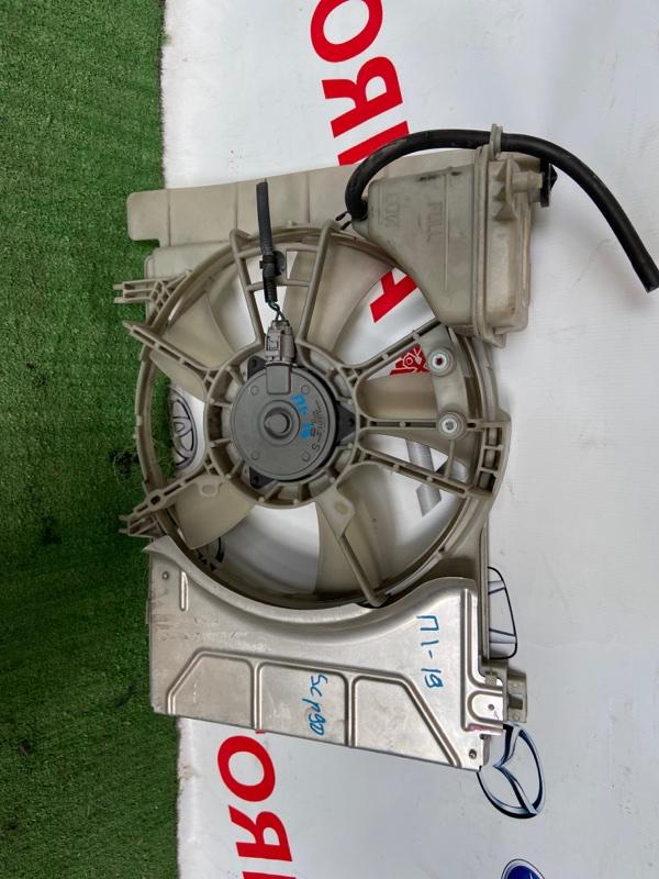 Диффузор радиатора Toyota Belta SCP100 1KR