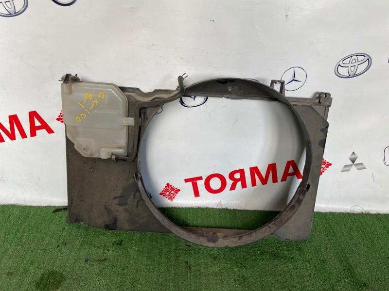 Диффузор радиатора Toyota Chaser GX100 1G