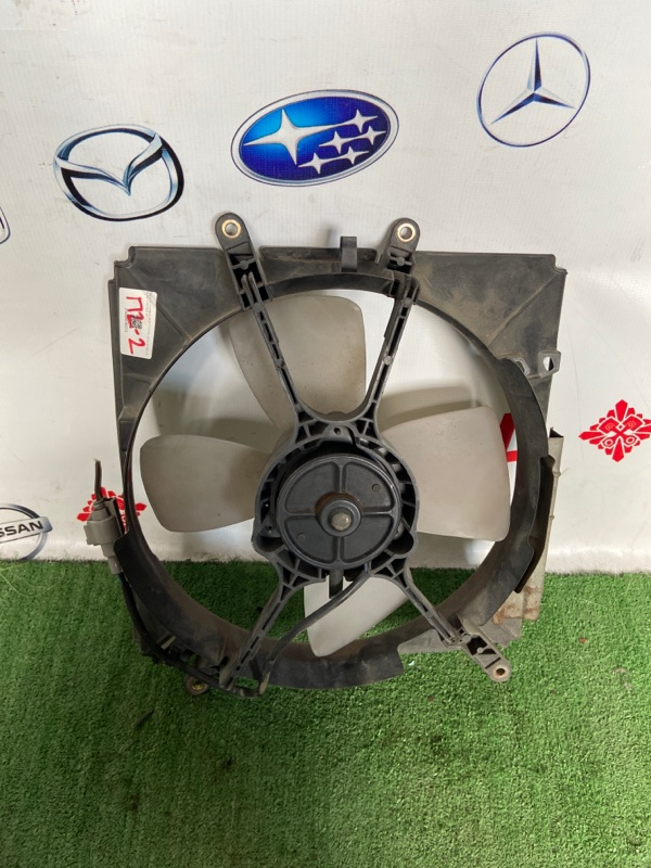 Диффузор радиатора Toyota Sprinter AE101 4A