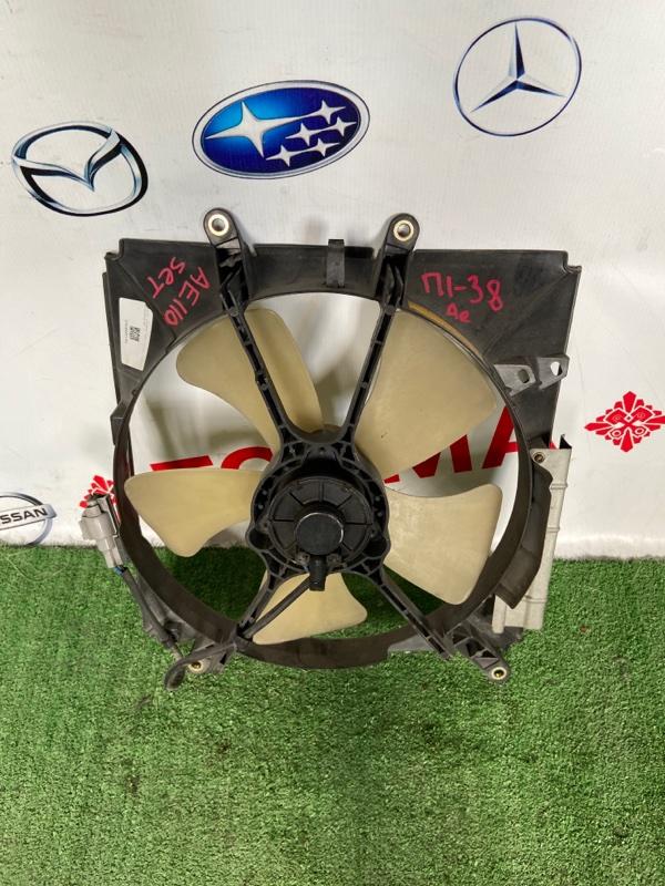 Диффузор радиатора Toyota Corolla AE100