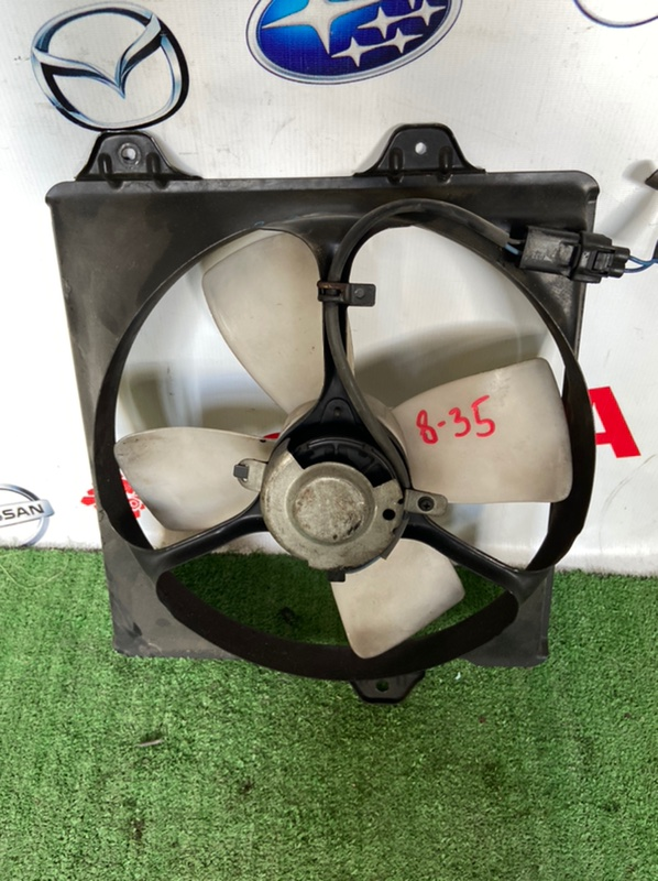 Диффузор радиатора Toyota Caldina AT211 7A