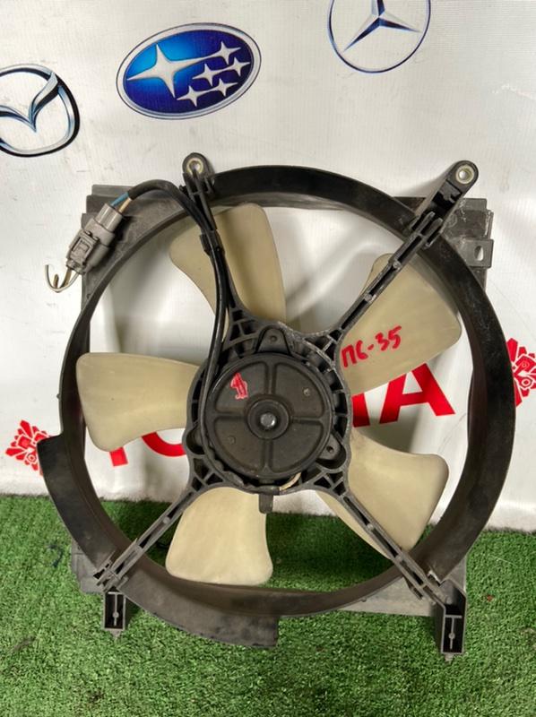 Диффузор радиатора Toyota Caldina AT211
