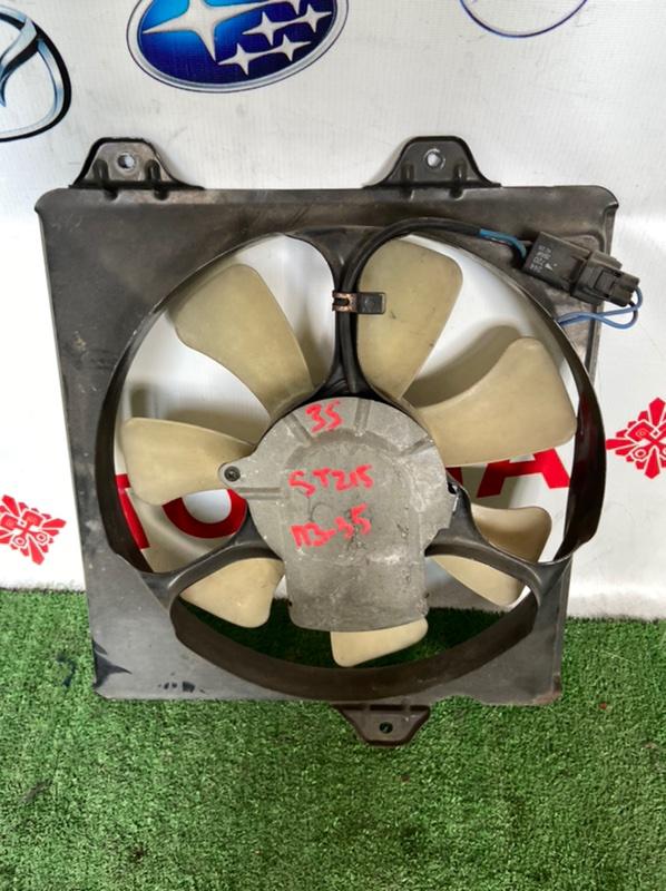 Диффузор радиатора Toyota Caldina ST215